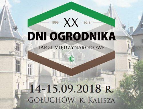 XX Dni Ogrodnika w Gołuchowie