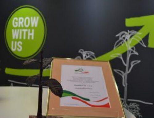 Plantalux wins Prof Pieniazek's prize once again