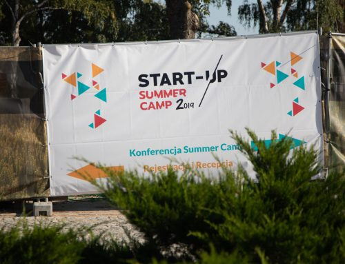 Startup Summer Camp 2019