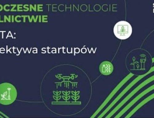 Rafał Lachowski w debacie Startup Poland